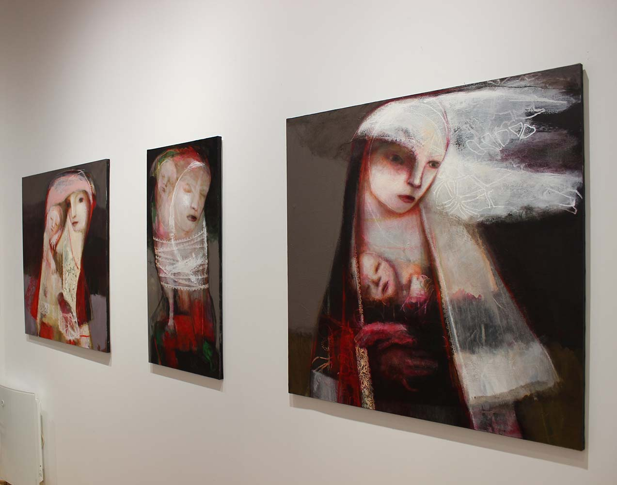 MOTHERS - Galerie Albane, Nantes, 2013
